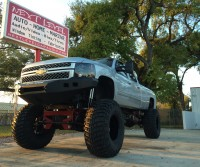 18 Inch Lift Chevy 3500
