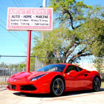 car audio video rims tires window tinting fabrication