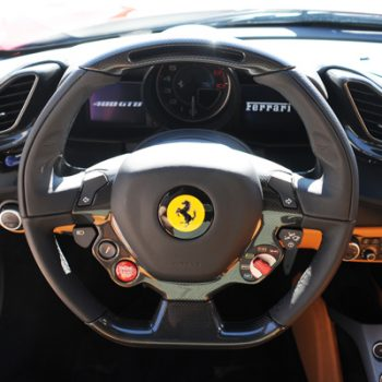 ferrari steering wheel