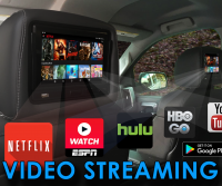 video stream in car orlando custom