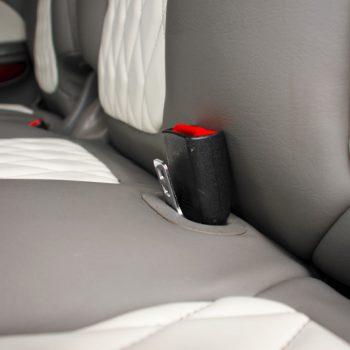 seat custom made seatbelt
