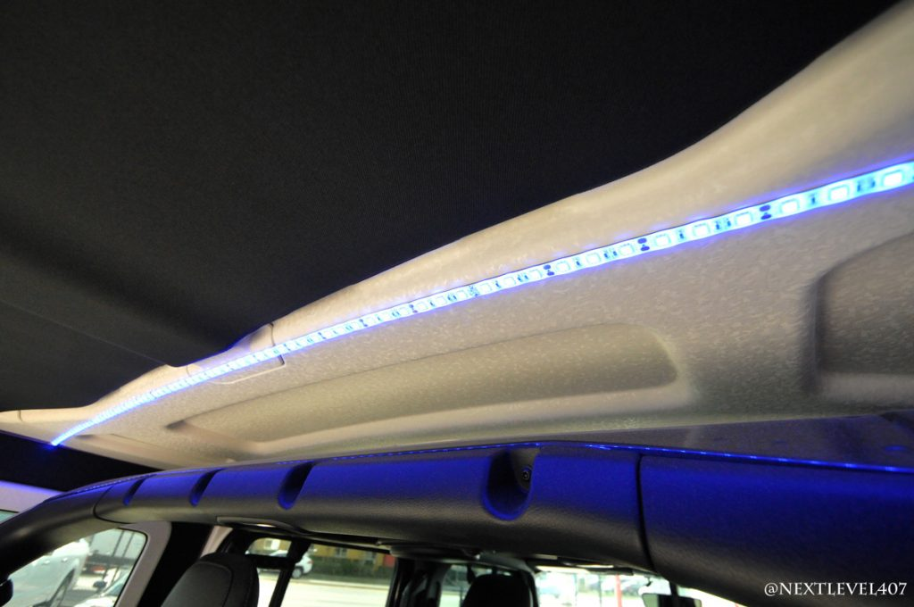 LED Jeep Interior Lights